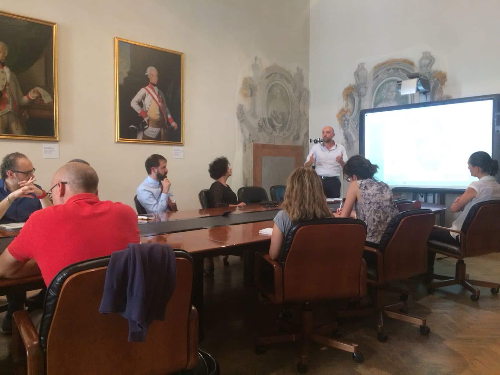 Mappatura Acustica Strategica, presentazione SISMA Engineering Prato